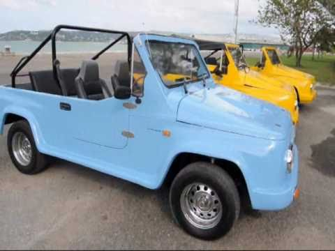 Island Cruiser - Jamaican-made motor vehicle