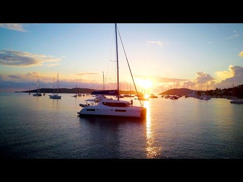 Sailing the BVI's with Sunsail, Helly Hansen, and Pussers Rum