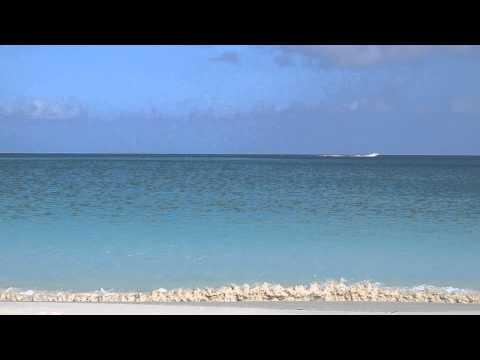 Boat Across the Beach