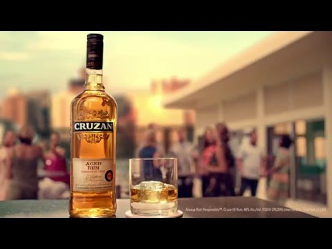 Cruzan® A Diamond in the Rum Commercial