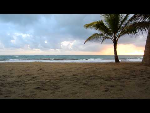 Waking up for Sunrise on Cabarete Beach