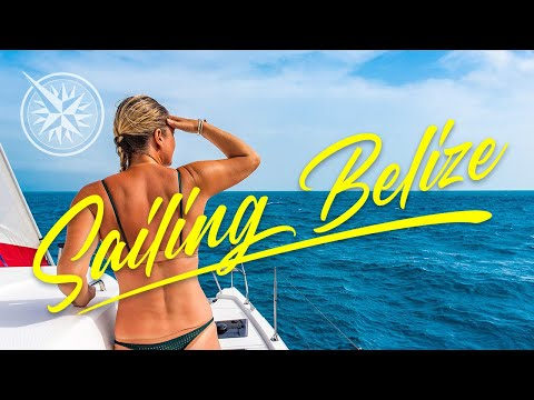 Sailing Belize with Sunsail