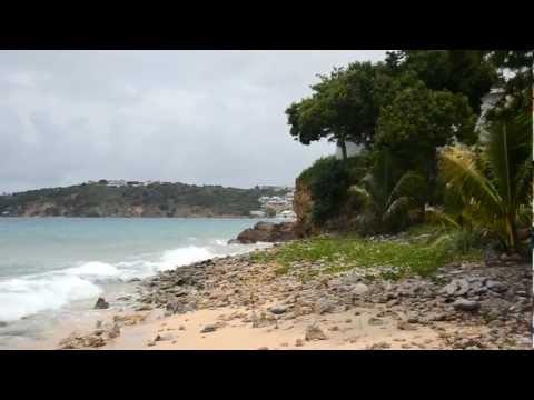 Exploring Anguilla, We Hike to the Iguana Cave Near Katouche Bay