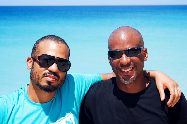Steve and Patrick Bennett of Uncommon Caribbean