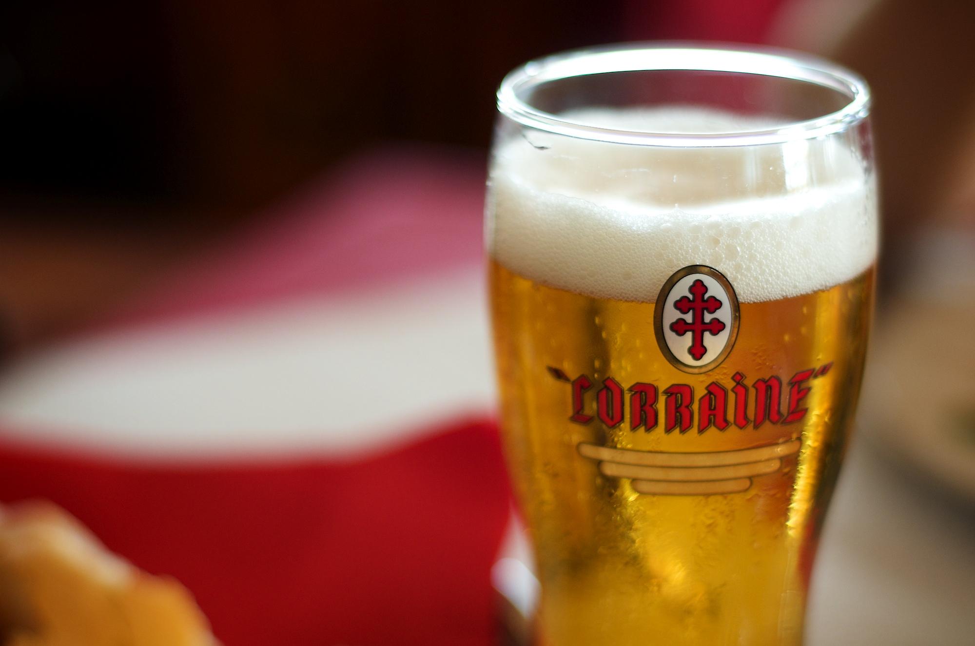 Friday Happy Hour: Biere Lorraine