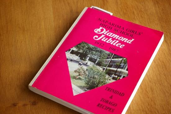 The Naparima Girls High School Cookbook One Cookbook To