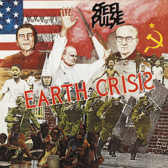 Music We Love Steel Pulse Earth Crisis Caribbean