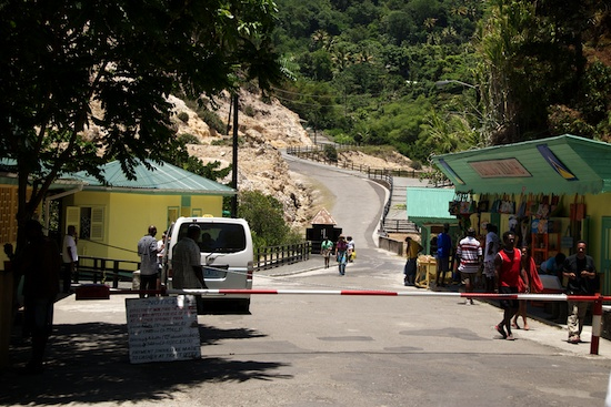 Sulfur Springs National Park St. Lucia