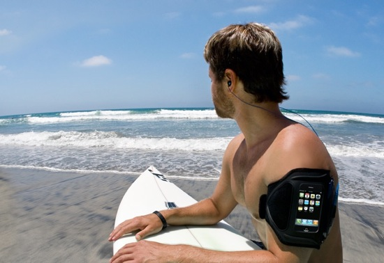 Amphibx Waterproof Armbands via flickr