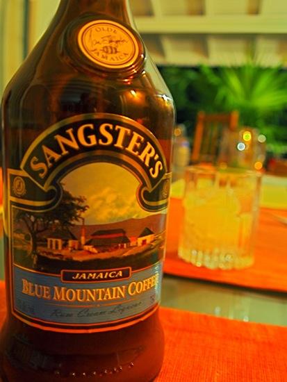 Sangster S Blue Mt Coffee Rum Cream