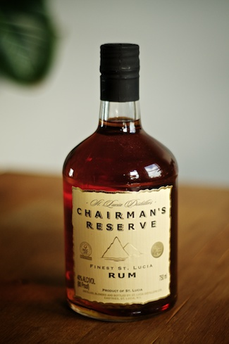 Chairman's Reserve St Lucia Rum