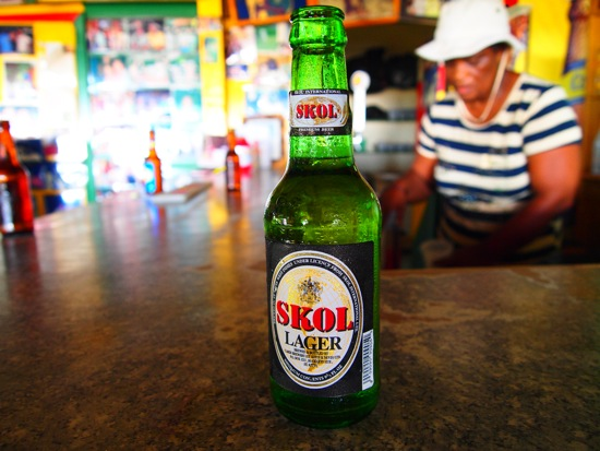 Skol Lager My Local Beer In St Kitts Amp Nevis