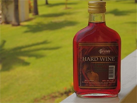 Hard Wine