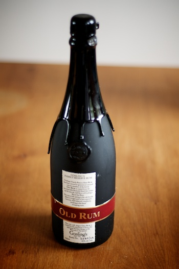 Gosling's Family Reserve Old Rum