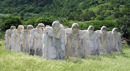Uncommon Attraction Anse Cafard Slave Memorial Martinique Martinique