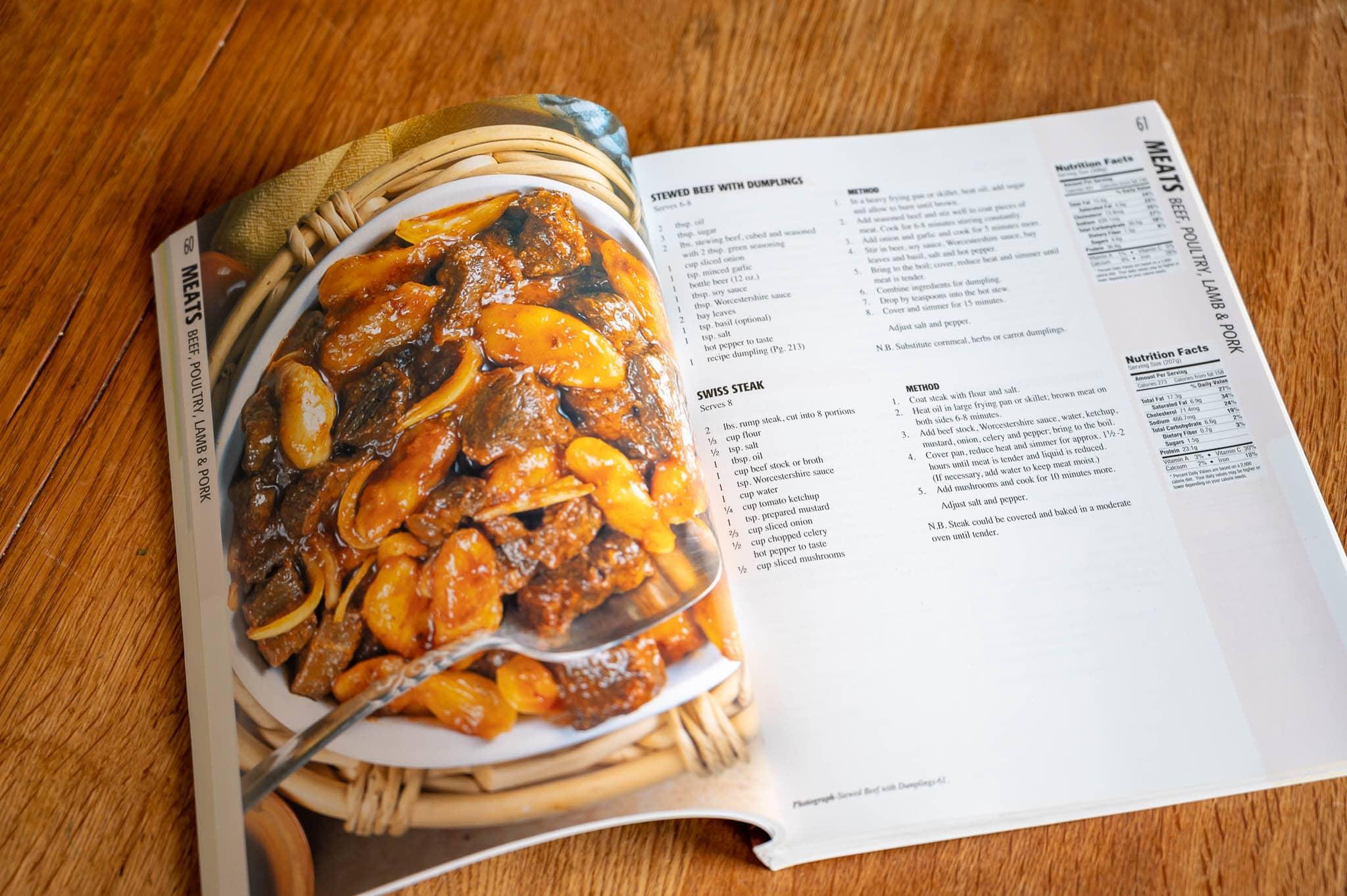 Naparima Girls' High School Cookbook – Updated & Revised Edition