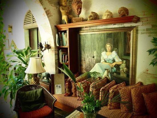 The Gallery Inn Old San Juan- Original art