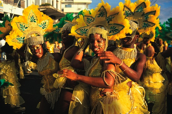 In Martinique, They REALLY Don't Stop the Carnival! | Martinique |