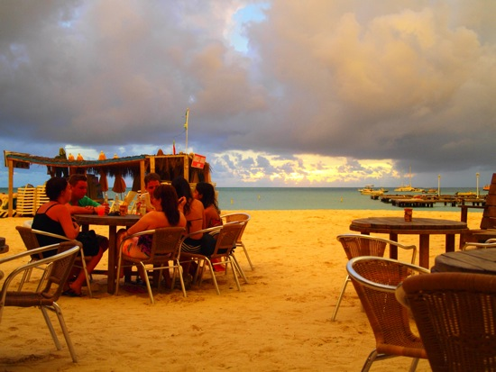 Moomba Beach Bar, Aruba/SBPR