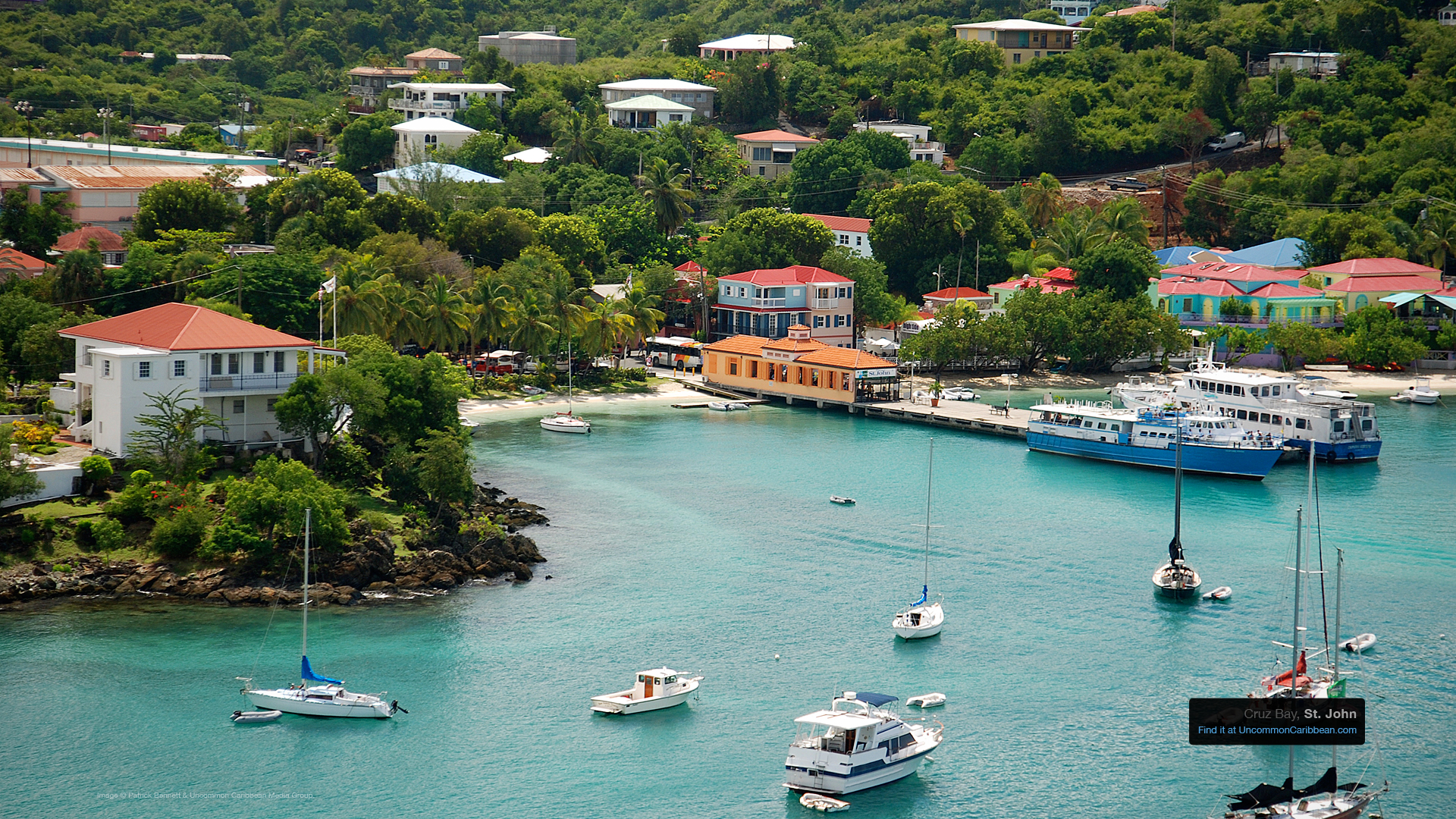 Cruz Bay St John Hotels