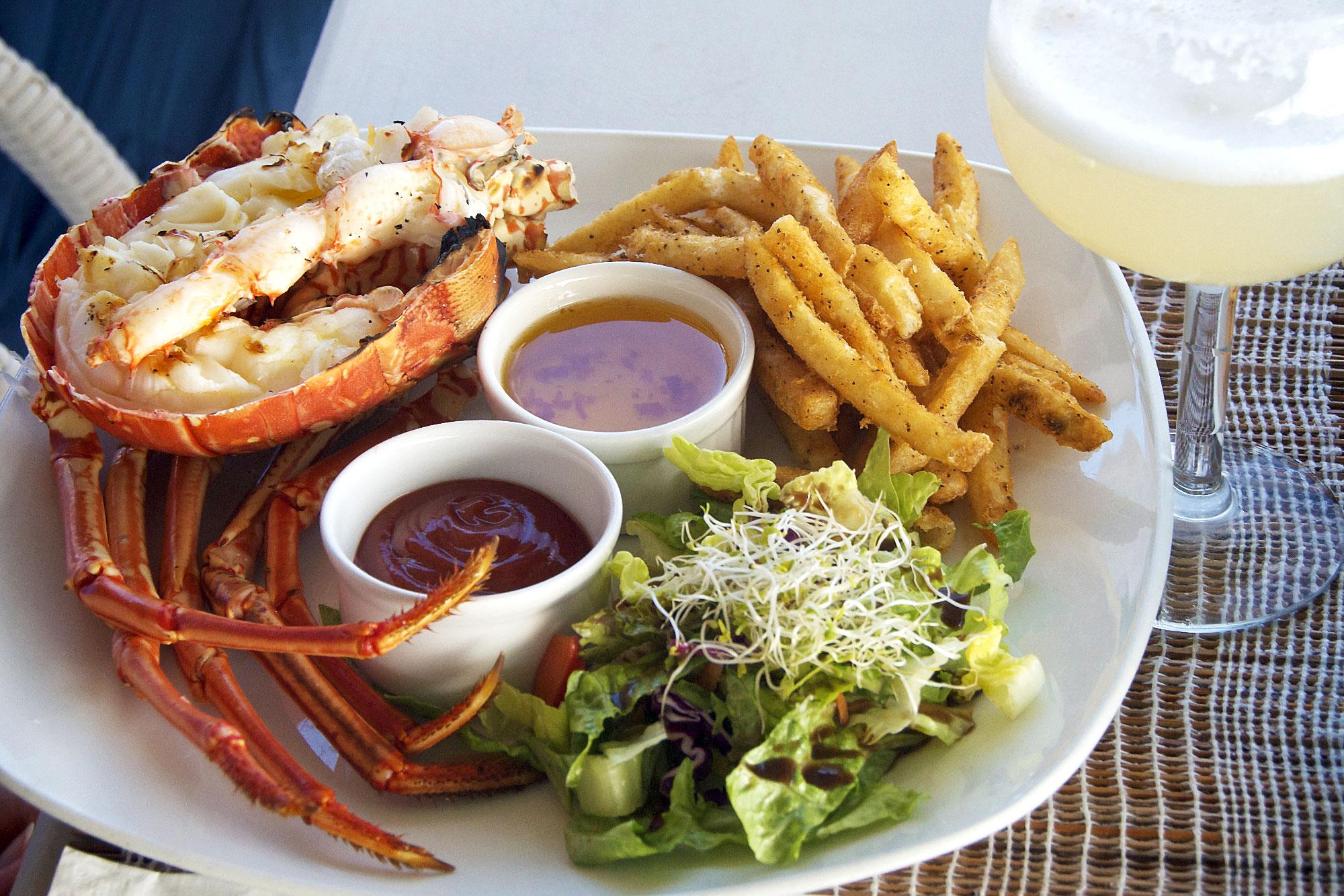 Taste Of The Caribbean Barbados Best Spot For Lobster Barbados