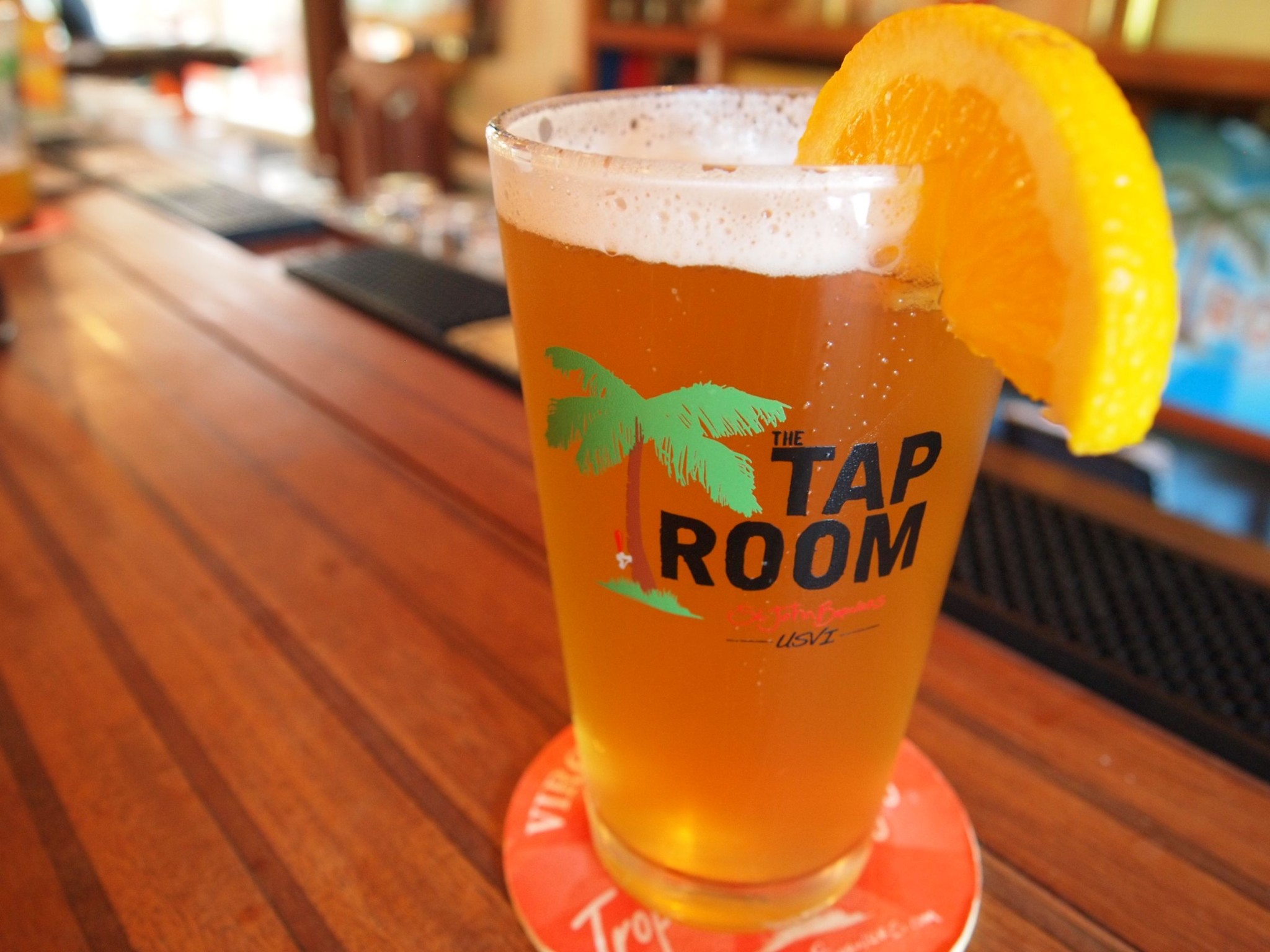 On-Site St. John: Don't Miss the Mystery Tap at The Tap Room