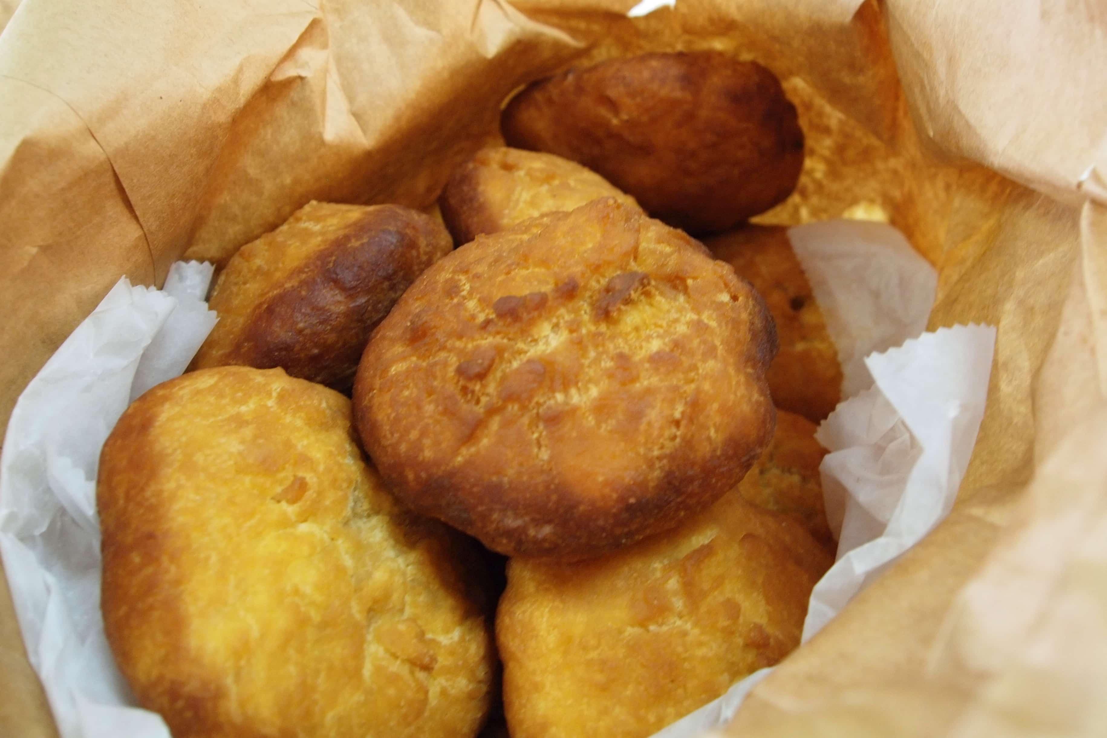 Caribbean Johnny Cake Recipe