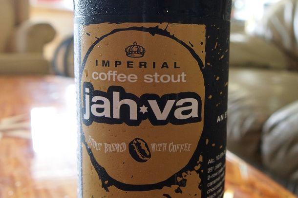 Jahva Imperial Coffee Stout | Jamaica