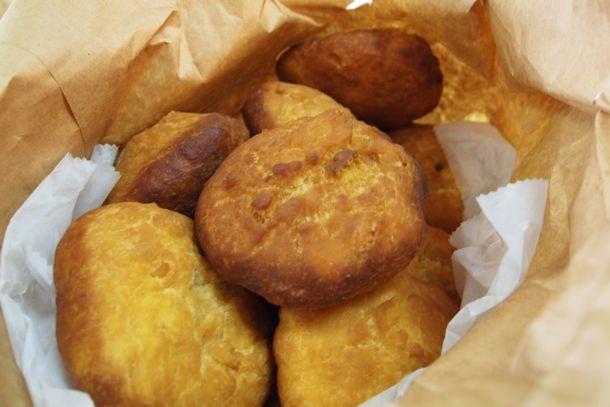 Caribbean Fried Johnny Cake Recipe