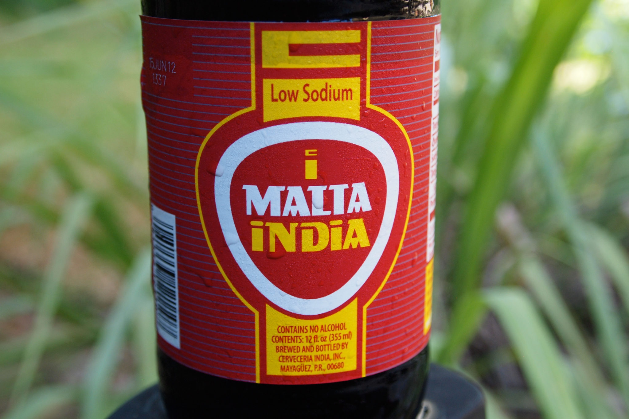 Malta India: Call Me Crazy But I Love This Puerto Rico Drink
