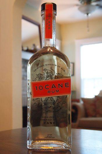 The Curious Case Amp Taste Of 10 Cane Rum