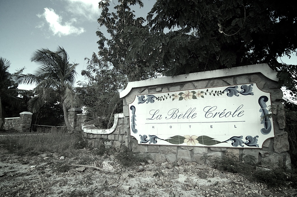 photo essay  la belle creole