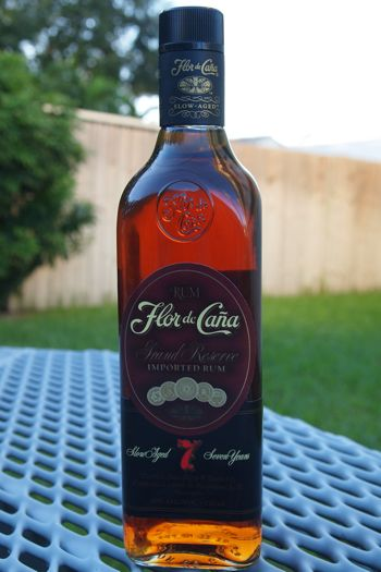 Flor de Caña 7 Year Old Grand Reserve/SBPR