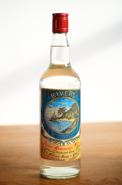 River Antoine Royal Grenadian Rum, Grenada