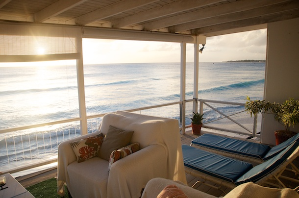 Cotton House 2, Barbados by Patrick Bennett
