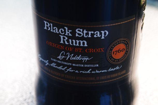 How Best To Enjoy Cruzan Black Strap Rum St Croix