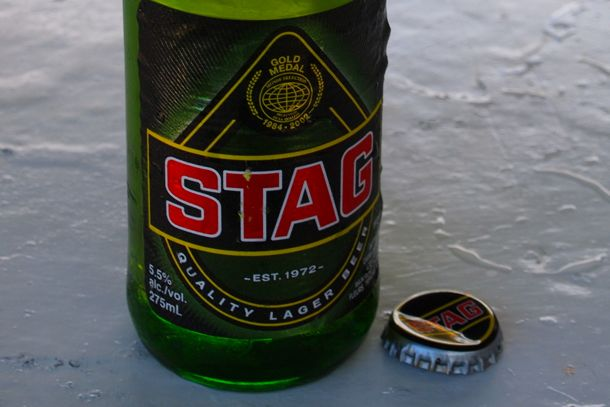 Stag Lager Beer It S A Man Thing Tobago