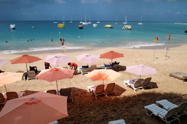 Store Bay Beach, Tobago
