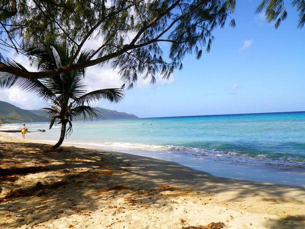 Cane Bay Beach, St. Croix