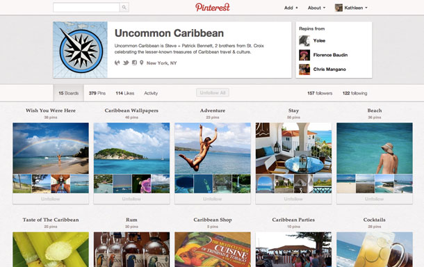 Uncommon Caribbean on Pinterest