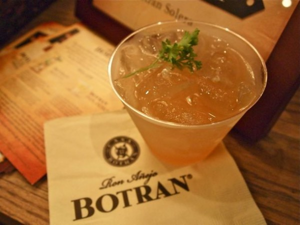 Ron Botran Anti Jito Cocktail/SBPR