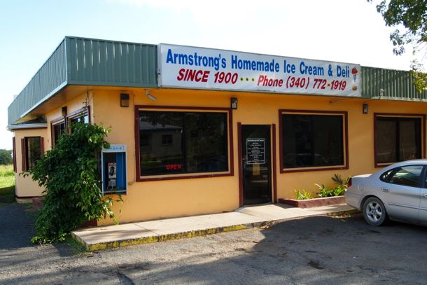 Taste Of The Caribbean Armstrong S Homemade Ice Cream Quality At Its Best For 112 Years St