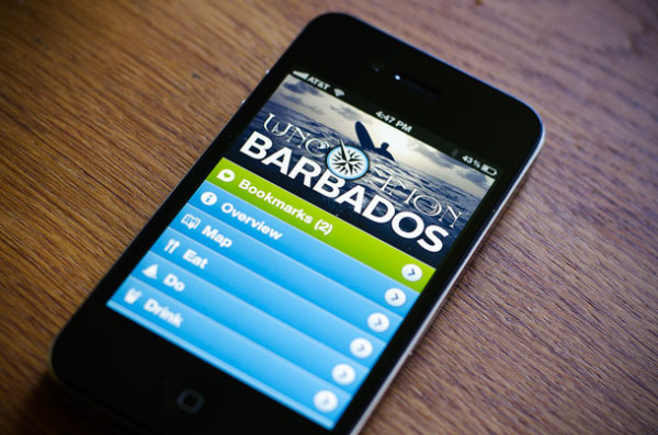 Uncommon Barbados Travel Guide iPhone App