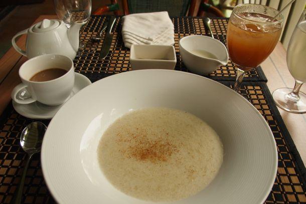 Cassava Porridge