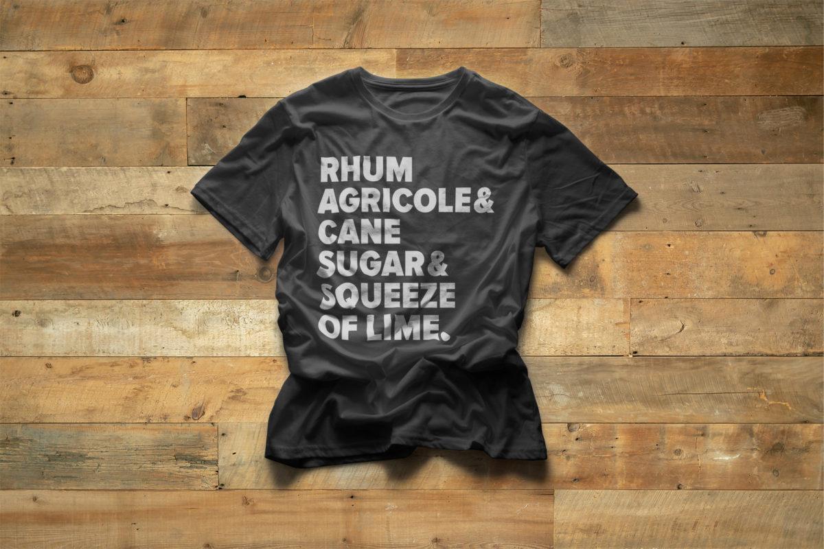 Ti Punch Recipe T Shirt