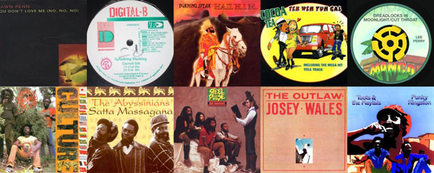 Expanding Reggae Music Album Covers
