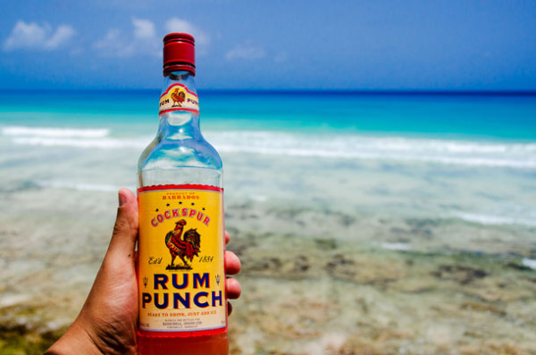 Barbados' Cockspur Rum Punch by Patrick Bennett