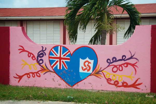 Anguilla National Symbols by Patrick Bennett