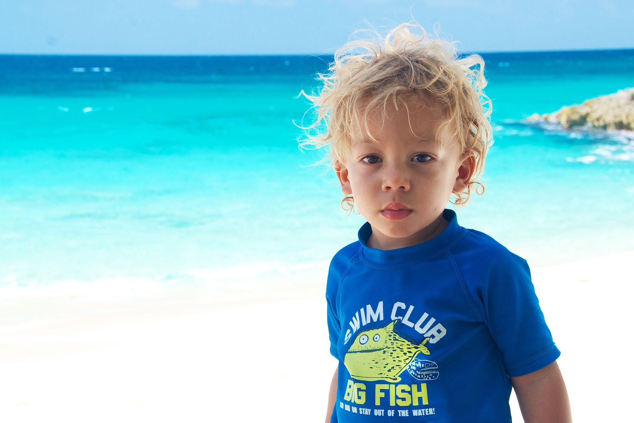 Tales of the Traveling Toddler: Trinidad Turns Two