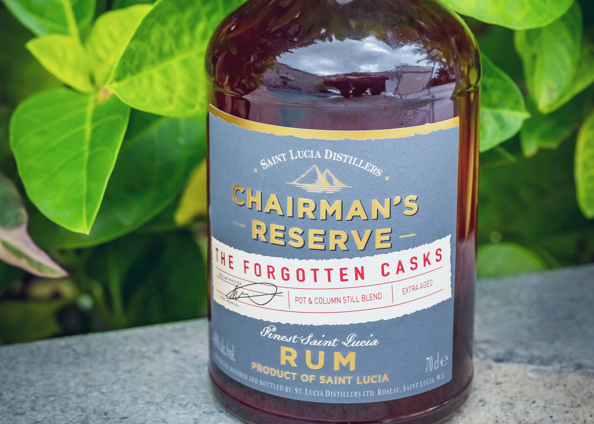 Chairman's Reserve The Forgotten Casks: Lost and Found